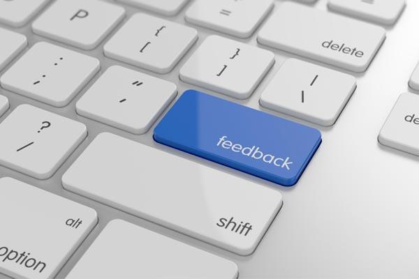 Pesquisa p�s-evento: a import�ncia de colher feedbacks