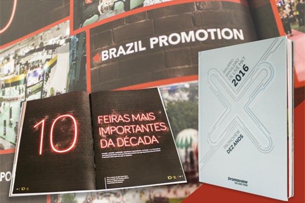 Brazil Promotion surge entre as 10 feiras da decada no Live Marketing brasileiro