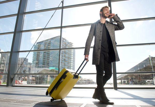 Descubra a incrível evolução das malas de viagens