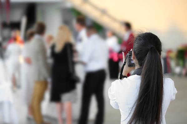 Fotografia de eventos: entenda a importância e como fazer