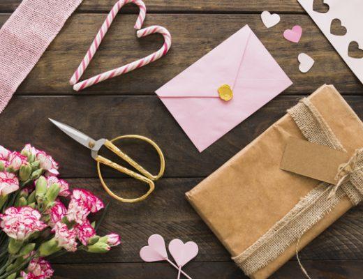 Como fazer presentes criativos para o dia dos namorados