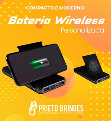 Bateria Wireless