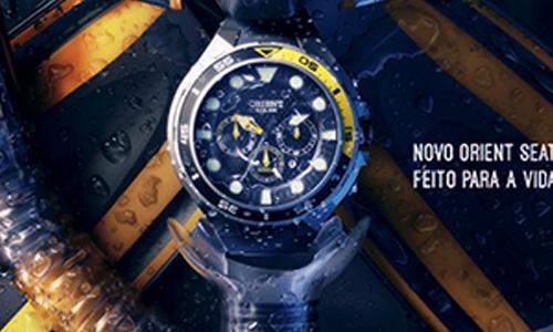 2860499ce18 Relógio de Pulso Personalizado - Orient Relogios