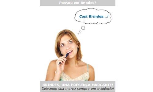 Cast Brindes