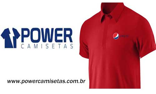 Power Camisetas e Brindes