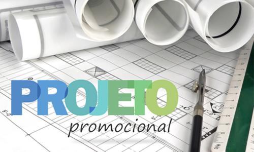 Projeto Promocional