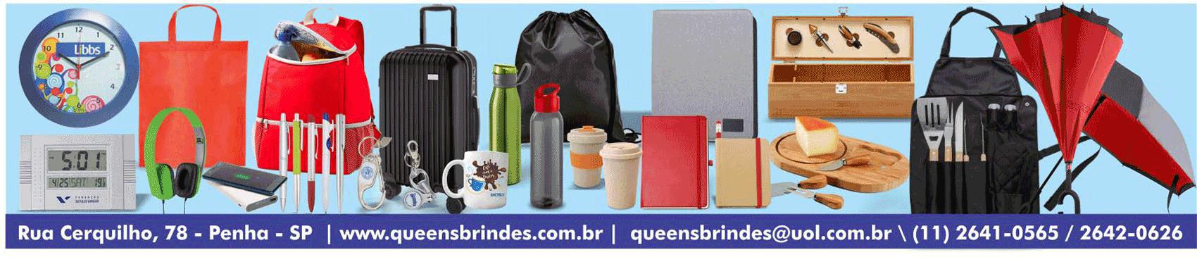 Queen's Brindes