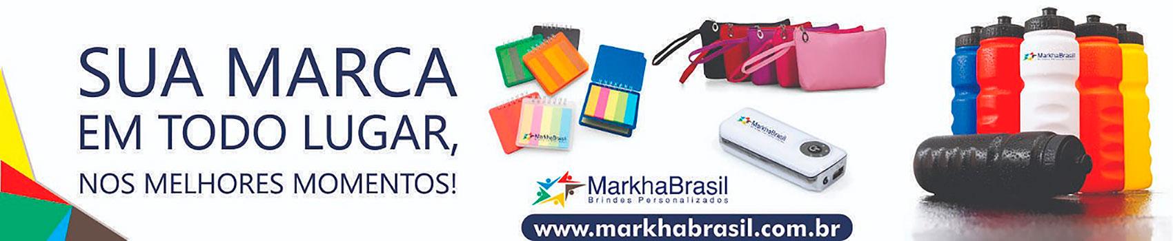 MarkhaBrasil Brindes Personalizados