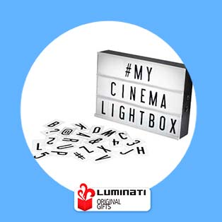 Mini Box Light Cinema