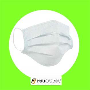 Máscara de TNT Personalizada
