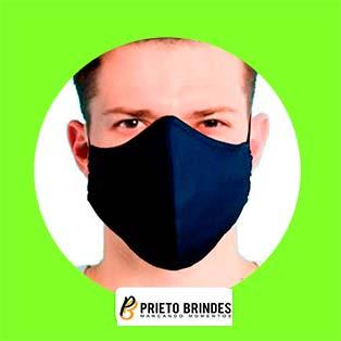Máscara De Pano Personalizada