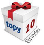 Topy 10 Brindes