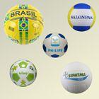 Bolas promocionais de futebol, volley, basquete ou Mini, em EVA, Vinil ou Couro. Personalize já uma bola e tenha sua marca representando nos esportes!...