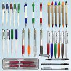Canetas plásticas, em metal, lapiseiras ou kits mistos personalizados com a cara da sua marca. Monte já seu kit de canetas personalizadas com qualidad...