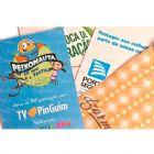 Eco sache reciclato folder