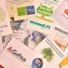 Eco sache reciclato maxi