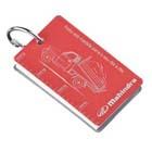 Confetti - �Bloco de notas personalizado e argolado. F�cil acesso para o cliente fazer anota��es e ser atingido pela sua marca.   Formato: 9 x 5cm * Fale conosc...