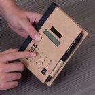 Bloco de Anotações com Sticky notes e Calculadora
