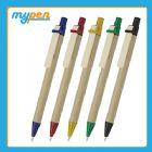 My Pen - Caneta�ecol�gica. Consulte a disponibilidade das cores, carga de tinta azul.