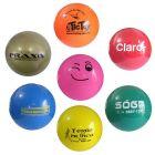Bolas personalizadas com duas opções: brilhante e texturizada fosca - Cores diversas