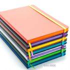 Caderneta tipo Italiana 14x21cm - Linha Color