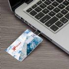 Pen Card 32 GB com gravação em UV Digital