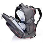 """Mochila para Notebook até 16"""" Compact Rolling Backpack com Rodas"""