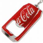 Sucesso Brindes - Chaveiro abridor de garrafa em metal personalizado com seu logo ou logomarca, abridor para cerveja.
