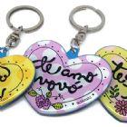 Sucesso Brindes - Chaveiro em acr�lico ou metal personalizado com seu logo ou logomarca, impress�o uv ou etiqueta resinada.