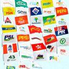 Bandeira torcedor político estampadas em tecido 100%poliéster Indesmalhável.  Nas medidas: 0,70 x 1,00 m 0,90 x 1,30 m 1,40 x 2,00 m
