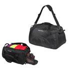 Brindes Personalizados - Mala personalizada grande para academia ou viagens, com design arrojado, compartimento para t�nis ou roupa suja, divis�ria interna e bolso externo, co...