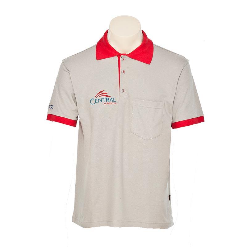 e30a5b0719 Camiseta Pólo Unissex 100% Algodão Color - 115150