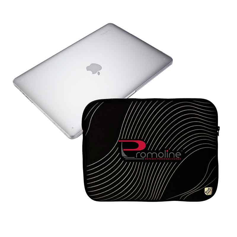 4721cd4c37669 Pasta noteBook neoprene p  13°   15° c  Zíper - 93250   Portal Free ...