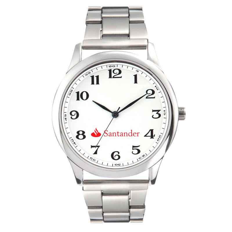 8797ac5d7c7 Relógio de pulso masculino pulseira de metal 44 - 93282