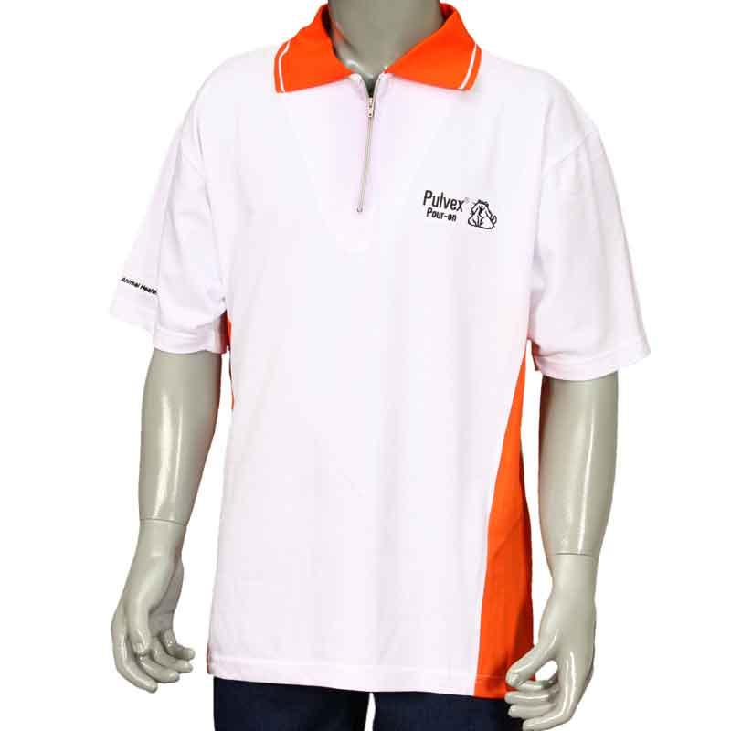 6728db70c0 Camisa pólo com excelente acabamento. Silkadas ou bordadas com a mais alta  tecnologia