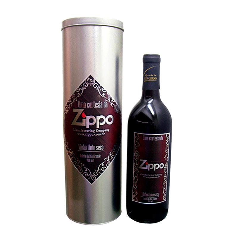 Make Brazil - Vinho 750ml na lata
