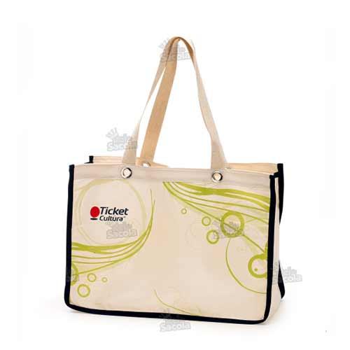 04cea2ba6 Ecobag - Sacola Ecológica Personalizada - 205556 | Portal Free Shop ...