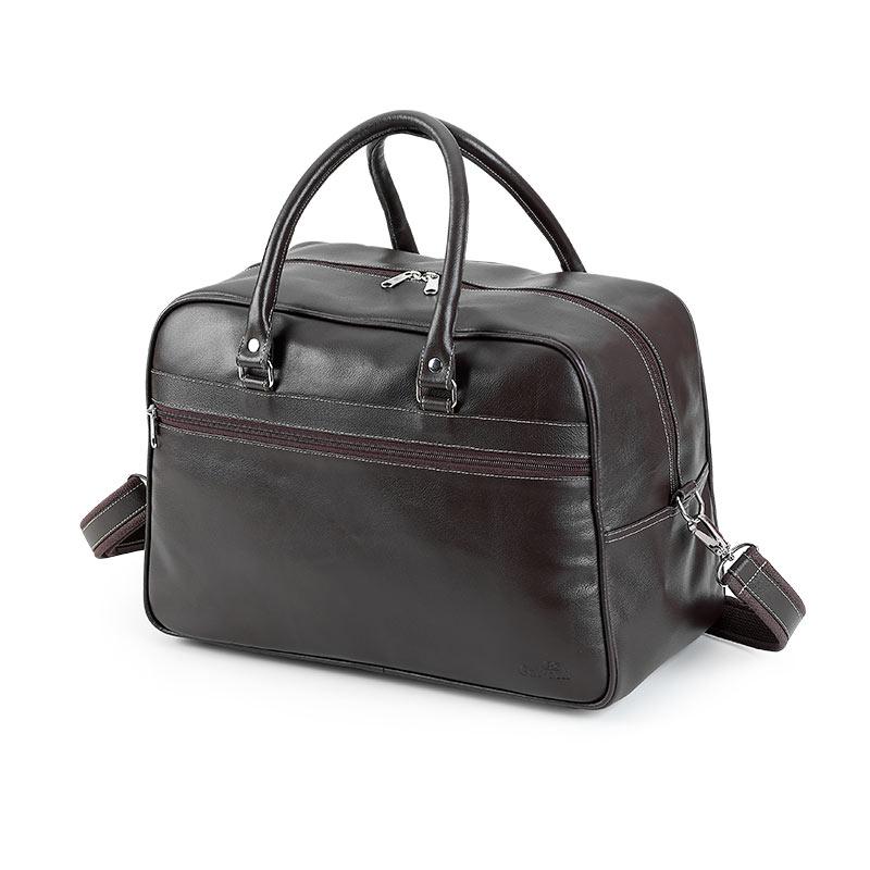 Bolsa De Viagem De Mão : Bolsa de viagem com al?a m?o e ombro bolso frontal