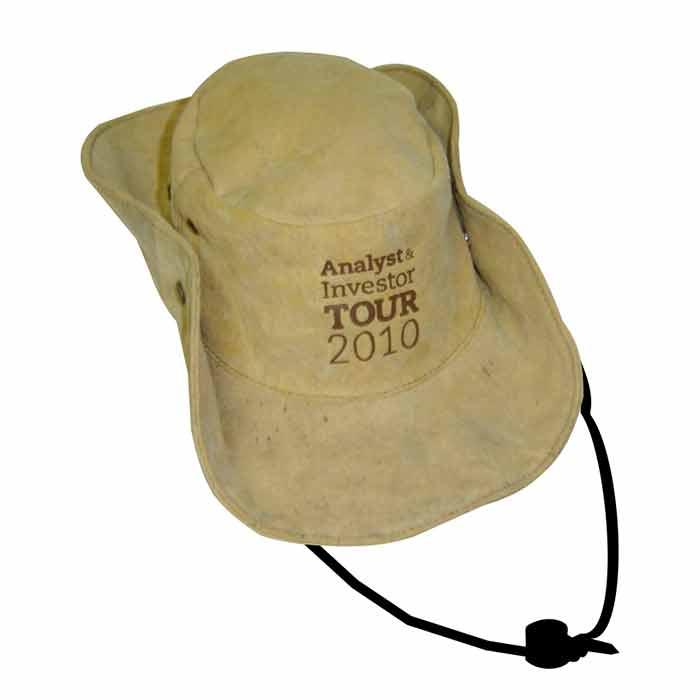 Chapéu Australiano em lona de algodão 006553fed75