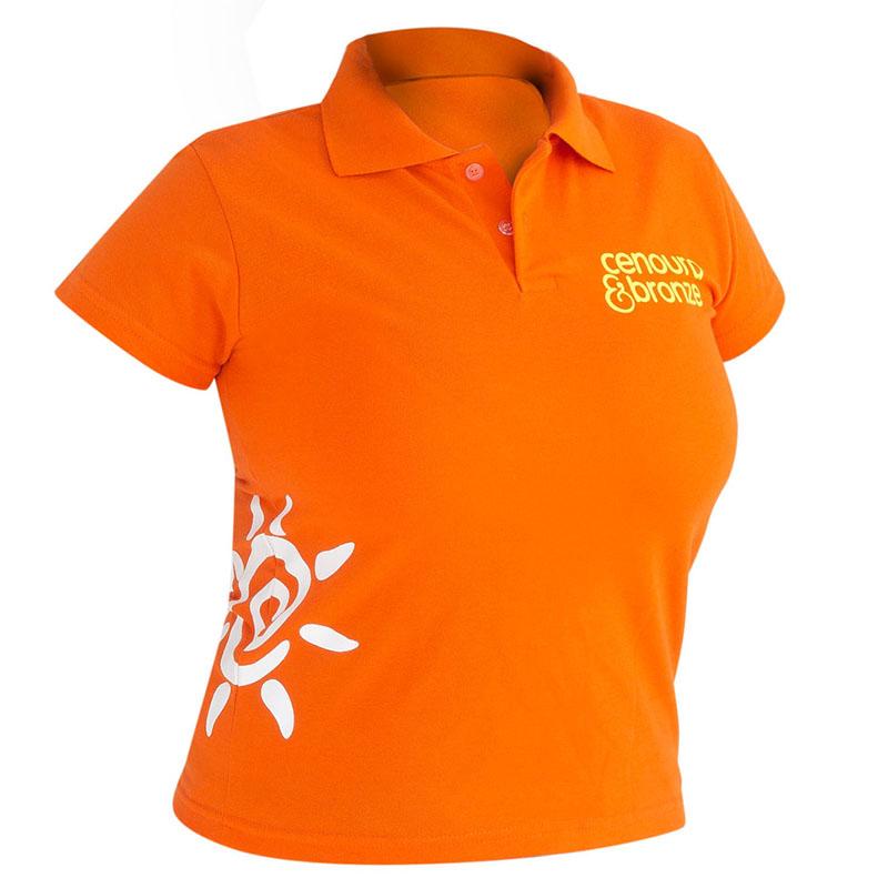 2cb8c09880b95 Camisa polo personalizada com malha piquet e polo babylook com ...
