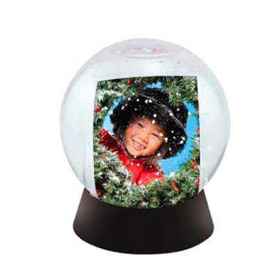 wigon - Globo de neve personalizado da esfera