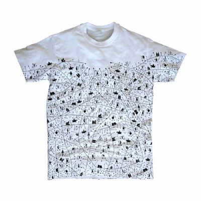 Camiseta Express - Camiseta careca full print
