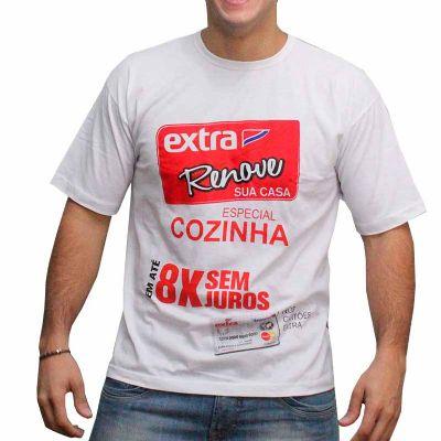 camiseta-express - Camiseta Full print