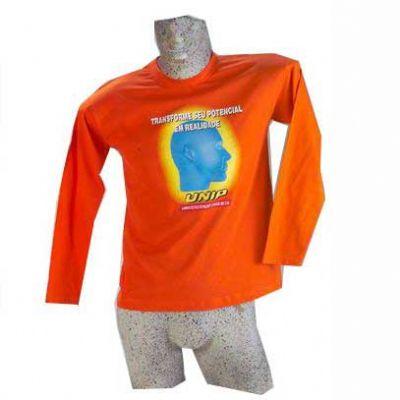 Blusa de Frio - Camiseta Express