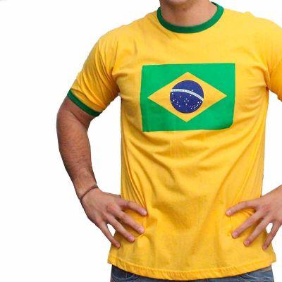 Camiseta Express - Camiseta personalizado gola careca, em algodão