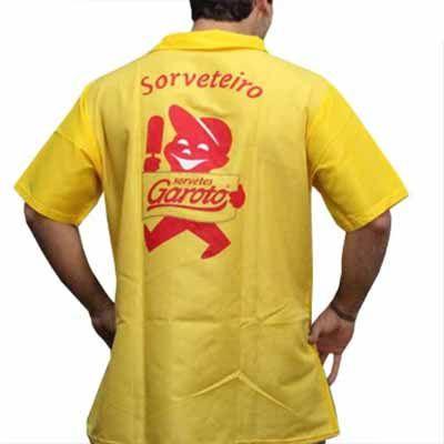 Jaleco - Camiseta Express