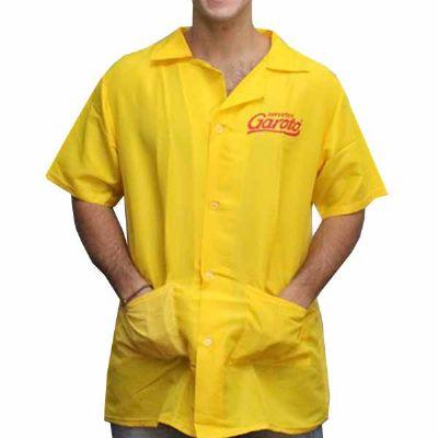 Jaleco masculino - Camiseta Express