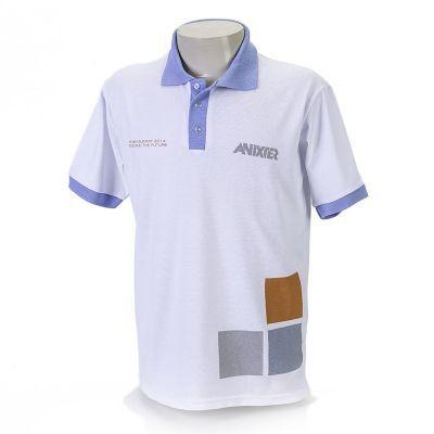 JC Confecções - Camisa polo com gravação em serigrafia