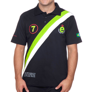 Camisa gola pólo personalizada 7bb2265f22a6e