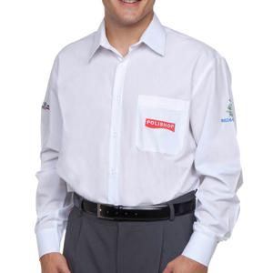JC Confecções - Camisa social manga longa, confeccionada em diversos tecidos, cores e diferentes tipos de gravações.
